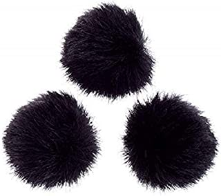 Rode Microphones Minifur-LAV Artificial Fur Wind Shield for Lavalier Microphone
