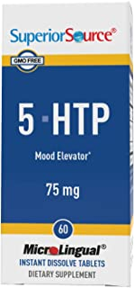 Sponsored Ad - Superior Source 5-HTP 75mg. (60 Tablets)