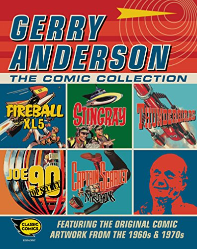 Gerry Anderson: The Comic Collection