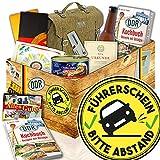 Führerschein bestanden / NVA Box / Führerschein Bestanden / Geschenkbox DDR