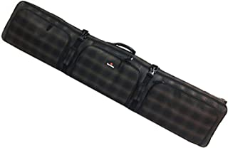 UNISTRENGH Padded Travel Snowboard Bag with Wheels Waterproof Snow Sports Equipment Ski Bags
