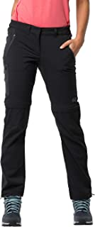 Jack Wolfskin Women's Overland Zip Away Pants