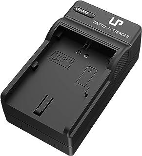 LP-E6 LP Battery Charger, Compatible with Canon EOS 5D Mark II, 5D Mark III, 5D Mark IV, 5DS, 5DS R, 6D, 6DMark II, 7D, 7D...