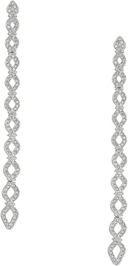 Swarovski - Lace Pierced Earrings