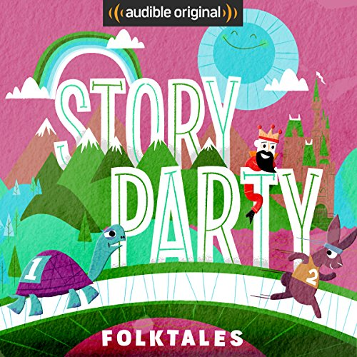 Story Party: Folktales cover art
