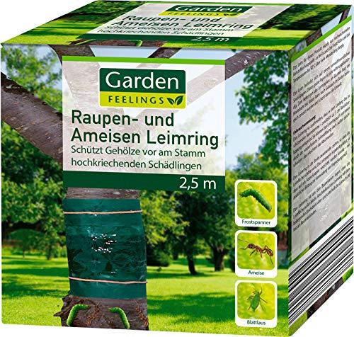 Garden Feelings® Raupen- und Ameisen Leimring, 2,5m