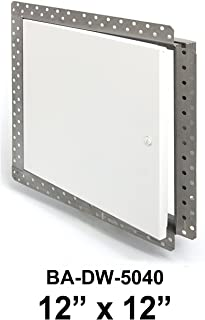 DW-5040 Acudor 12 x 12 Flush Access Panel with Drywall Bead Flange