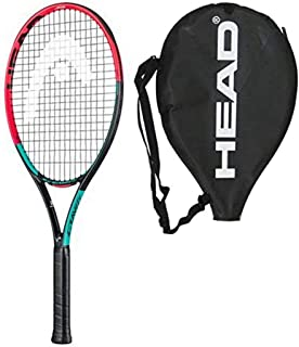 HEAD 2019 IG Gravity 26 Junior Tennis Racquet - Strung with Cover