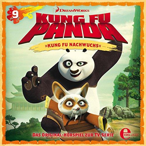 Kung Fu Nachwuchs. Das Original-Hörspiel zur TV-Serie Titelbild