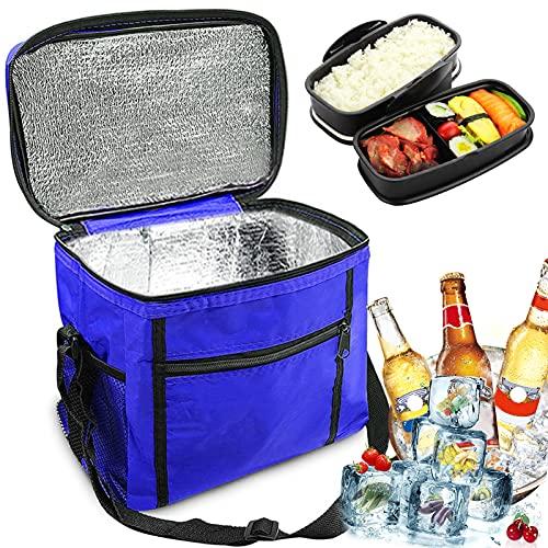 Nevera portátil de 10 litros, bolsa isotérmica, bolsa isotérmica, bolsa isotérmica, bolsa isotérmica, bolsa isotérmica, bolsa isotérmica, bolsa isotérmica, bolsa isotérmica pequeña, azul