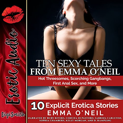 Ten Sexy Tales from Emma O'Neil cover art
