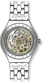Reloj Analógico Automático para Hombre con Correa de Acero Inoxidable – YAS100G