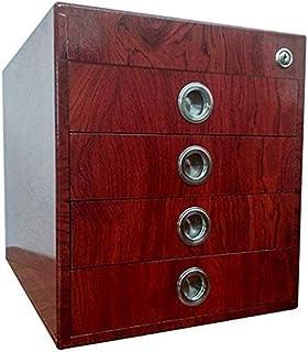 Armoires de bureau Organisateur fichier A4 bois Armoire données Armoire rangement Tiroir Bureau