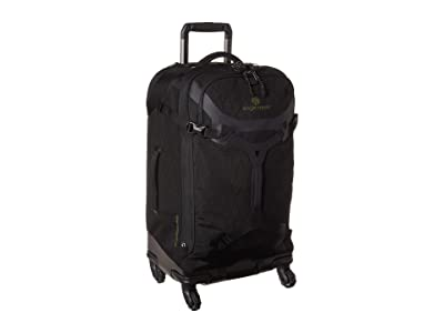 Eagle Creek Gear Warrior 4-Wheel 60L/26 (Jet Black) Bags