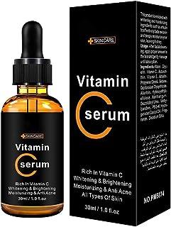 30ml Vitamin C Serum moisturizing Facial Serum för Firming Skin ljusare hudfärg
