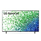 "LG NanoCell 65NANO806PA Smart TV LED 4K Ultra HD 65"" 2021 con Processore Quad Core 4K, Wi-Fi, webOS 6.0, FILMAKER MODE, Game Optimizer, Google Assistant e Alexa Integrati, Telecomando Puntatore"