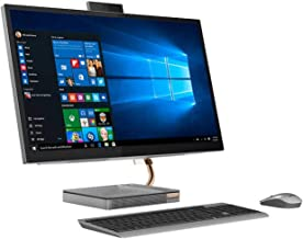 "Lenovo 27"" QHD (2560 x 1440) Touchscreen All-in-One ideacentre A540 Desktop with Intel 8 Core i7-9700T Processor up to 4.3..."