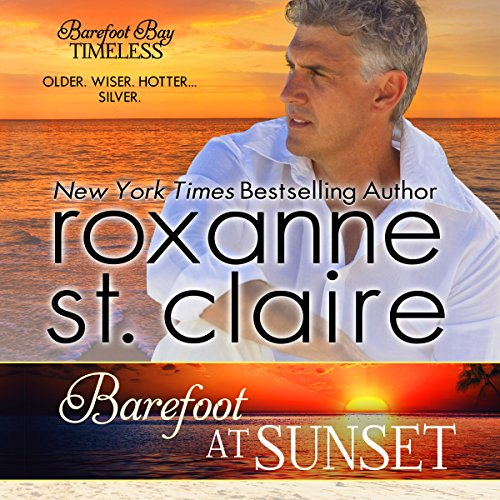 Barefoot at Sunset audiobook cover art