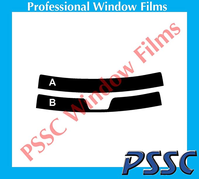 Pssc Pre Cut Sun Strip Car Window Films Mercedes Vito Extra Long 2003 To 2010 Auto