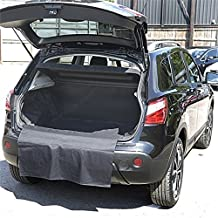Waterproof 5 Door Years 08-17 Ideal For Travelling With Dogs and Pets The Urban Company Boot Liner Quilted to Fit Nissan Qashqai /& Qashqai 2