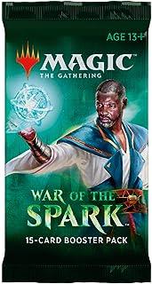 Magic The Gathering MTG BD-EN War of The Spark Booster Pack, Multi
