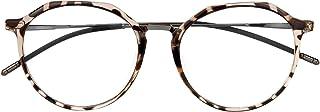 HBselect Set da Occhiali Luce Blu Ridurre l'Affaticamento Occhiali Anti Luce Blu Leggeri e Antiscivoli Occhiali Filtro Luc...