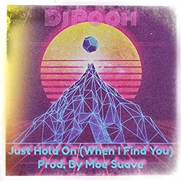 Just Hold On (When I Find You)