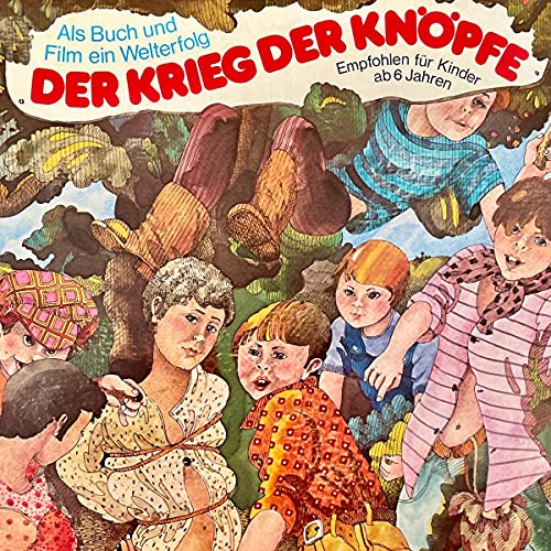 『Der Krieg der Knöpfe』のカバーアート