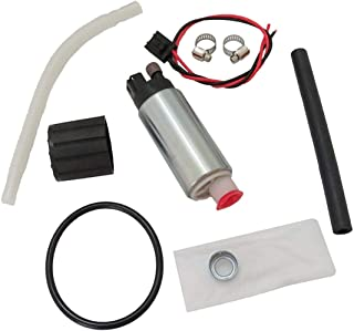255LPH High Performance Electric Intank Fuel Pump With Installation Kit F20000169