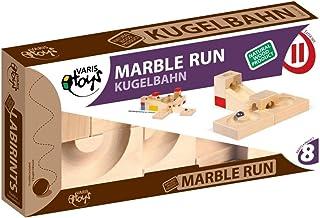 VARIS Marble Run Extra Set II - 8 Parts