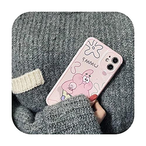 Dulce lindo cartón Tpu caso para Huawei Phone Nova 5 Pro 5i 6 se 7 se P20 P30 P40 Mate 20 30 Play 9 9 9e 10e cubierta de silicona Shell-Image F-Nova 7 pro