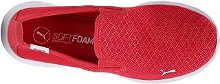 Puma Unisex Adult Flex Essential Slip On Paradise Pink Sneakers-8 UK (42 EU) (9 US) (36527303)