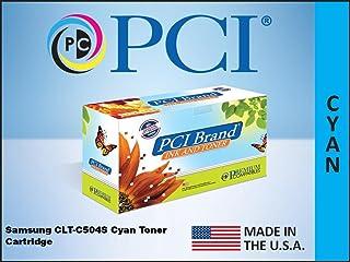 Premium Compatibles CLTC504S-PCI PCI Samsung Cyan Toner Cartridge, 1.8K Yield