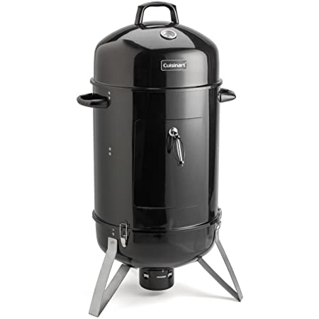 "Cuisinart COS-118 Vertical 18"" Charcoal Smoker"