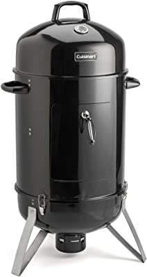 "Cuisinart COS-118 Vertical 18"" Charcoal Smoker"
