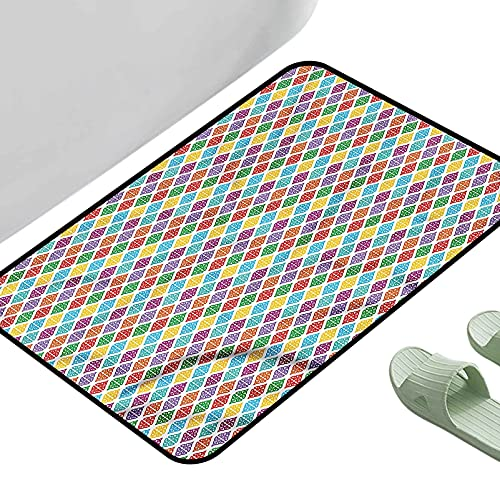 Soft Area Children Baby Playmats Celtic Knot Everlasting Knot Curved 47' x 31' Rectangle Floor mats