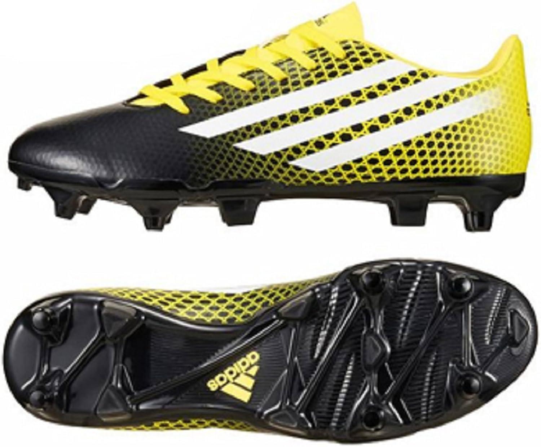 Adidas (adidas) soft ground for rugby spike 25.5cm crazy quick CrazyQuick M genuine national AQ5005 core black