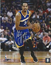 Shaun Livingston Golden State Warriors Auto 8x10 (Blue) NBA Champion