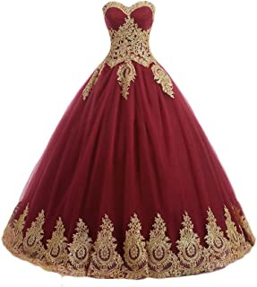 Best red quinceanera dresses mexican Reviews