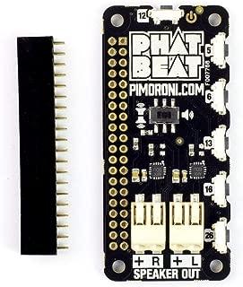 Pimoroni pHAT Beat - Audio Add-On for Raspberry Pi