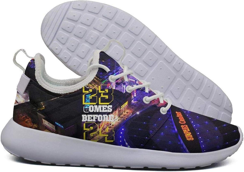 Womens Roshe Two Lightweight La_Bron_Yellow_Logo_Basketball Soft Fashion Sneakers mesh shoes