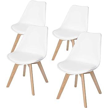 sillas de comedor baratas en amazon