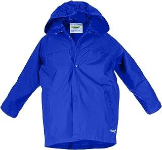 Splashy Nylon Children's Rain Jacket