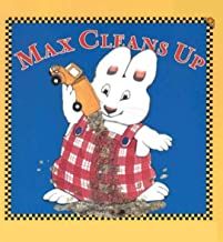 Max Cleans Up: Picture books for children growing up