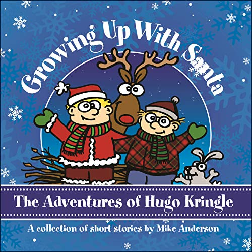 Growing Up with Santa audiobook cover art