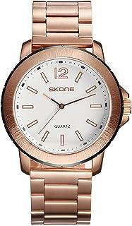 SKONE Fashion Casual Watch 3ATM Water-resistant Quartz Watch Men Wristwatches Male Relogio Musculino