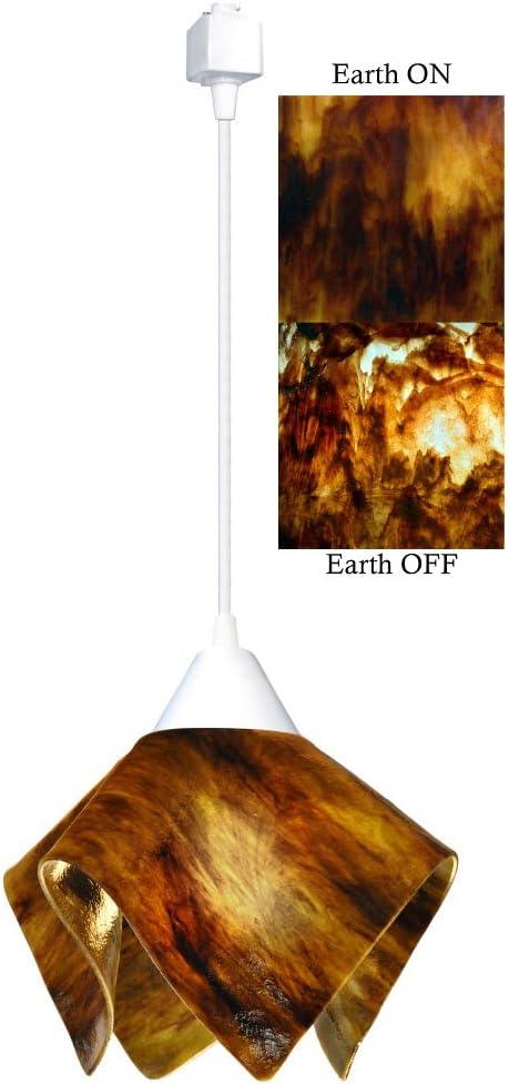 Jezebel Signature Flame Track Small. Hardware: Mesa Mall SEAL limited product Pendant Lighting