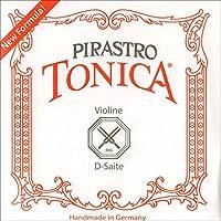 PIRASTRO TONICA 412361 1/4+1/8 D線 シルバー トニカ バイオリン弦