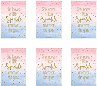 WILLOWBROOK Fresh Scents Scented Sachet - A Little Sparkle, 6-Pack