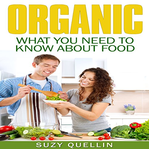 Organic Food audiobook cover art